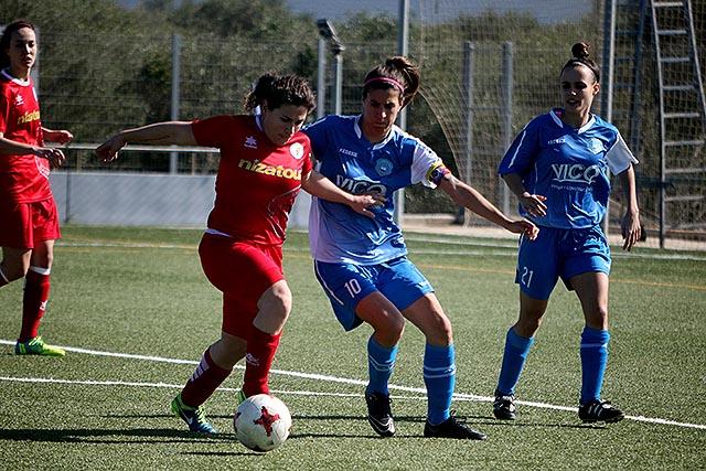 Futbol femení Sporting- Levante Las Planas