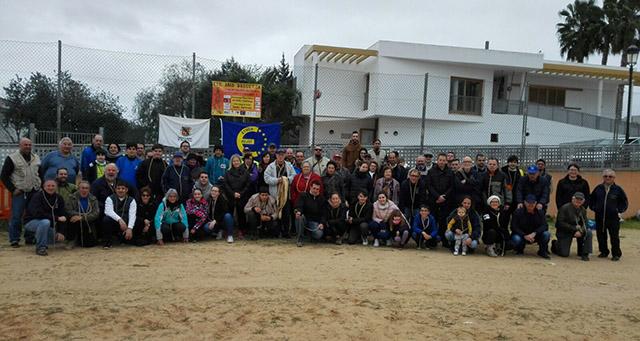 Lliga Balear de Tir de Fona a Eivissa