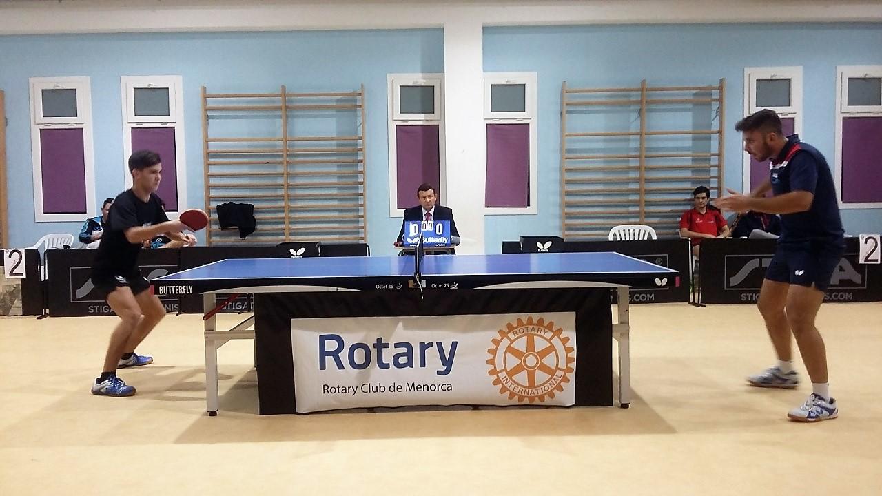 Rotary Menorca-CTT Sant Lluís ante el CN Mataró-Quadis