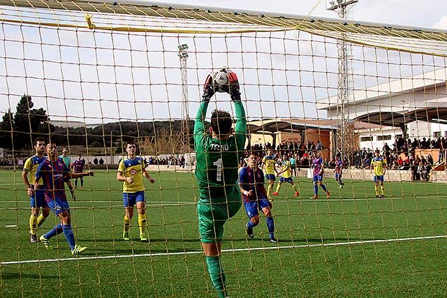 Futbol LNJ 17-18 AtVillacarlos- CD Menorca