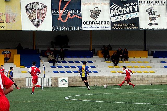 UD Mahón - Sporting Mahón