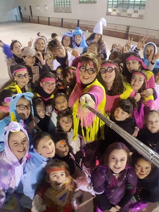 Carnaval 2018-Escuela PA UD Mahón