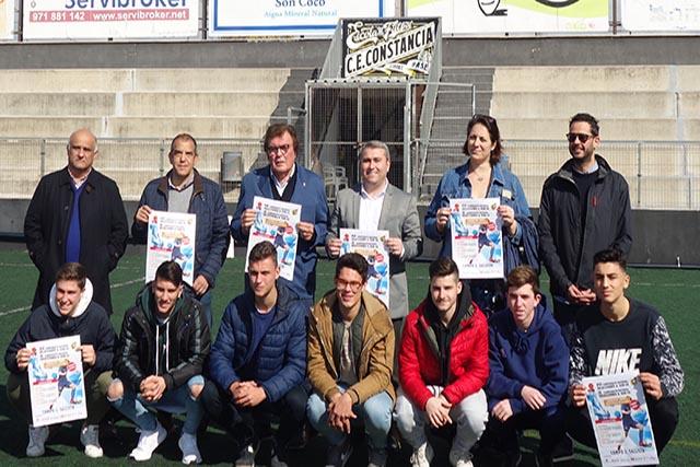 presentacion 2ª fase Seleccions Balear sub-16 sub-18