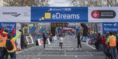 wasihun-Mitja Marató de Barcelona