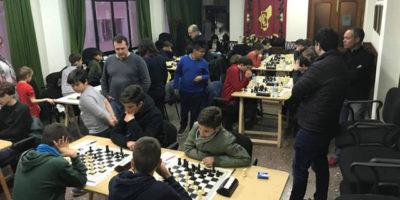 Insularde ajedrezpor equipos