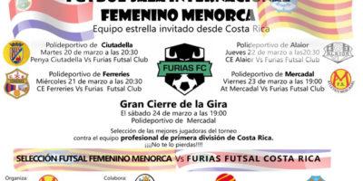 cartel Gira Furias