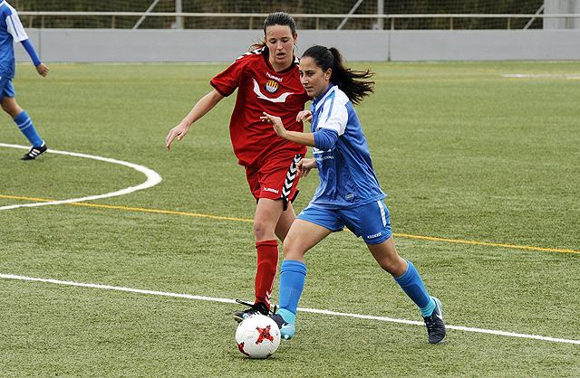 sporting mahones-seagull futbol femenino segunda division
