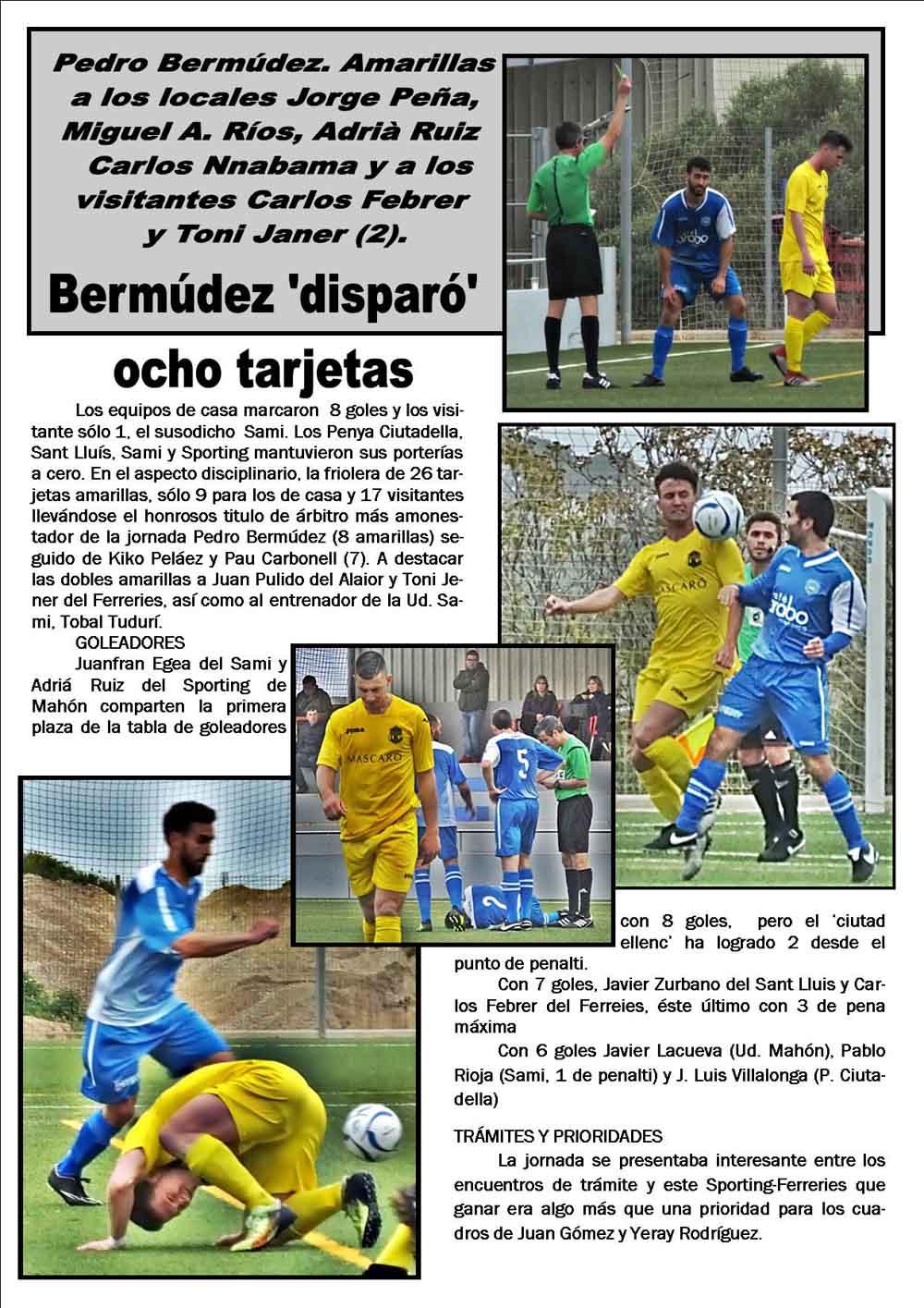 Futbol Regional Menorquina