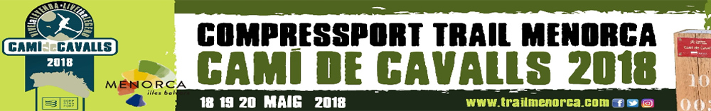 Cabecera Compressport Trail 2018