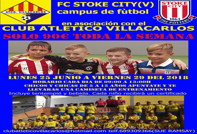 Cartel Campus Stoke City