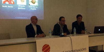 Conferencia Santi Denia en Es Mercadal (Vicente Martínez)
