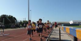 Fin de semana de récords en el control de atletismo de Maó
