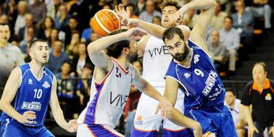 Bàsquet EBA Bàsquet Menorca-El Masnou
