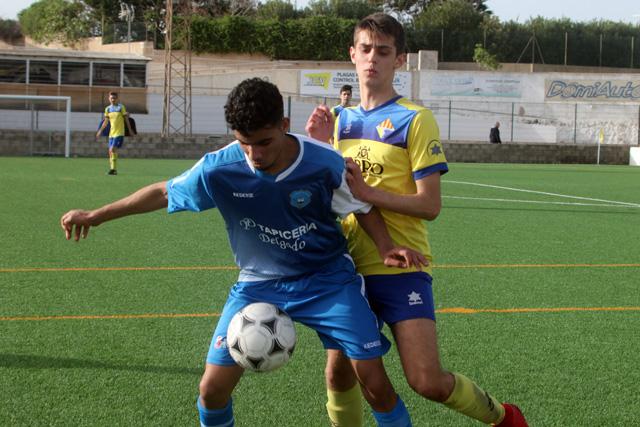 Futbol jv-AtVillacarlos-Sporting de Mahón