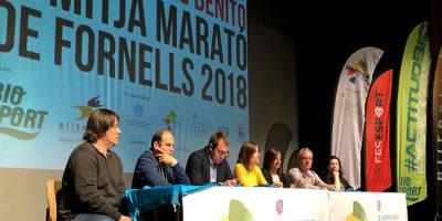 Mitja Marató Fornells-Presentación
