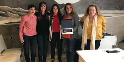 Premi Menorca per la Igualtat-Sporting de Mahon fem