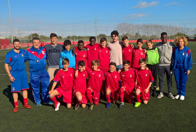 Selecció Balear Sub-12 (Adrià Triay)-FutbolBalear