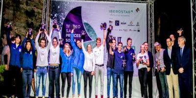 Trofeo Princesa Sofía-Entrega trofeos