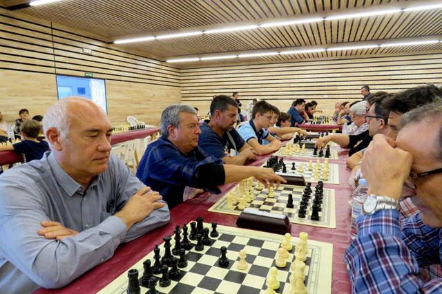 62ª Concentración menorquina de ajedrez