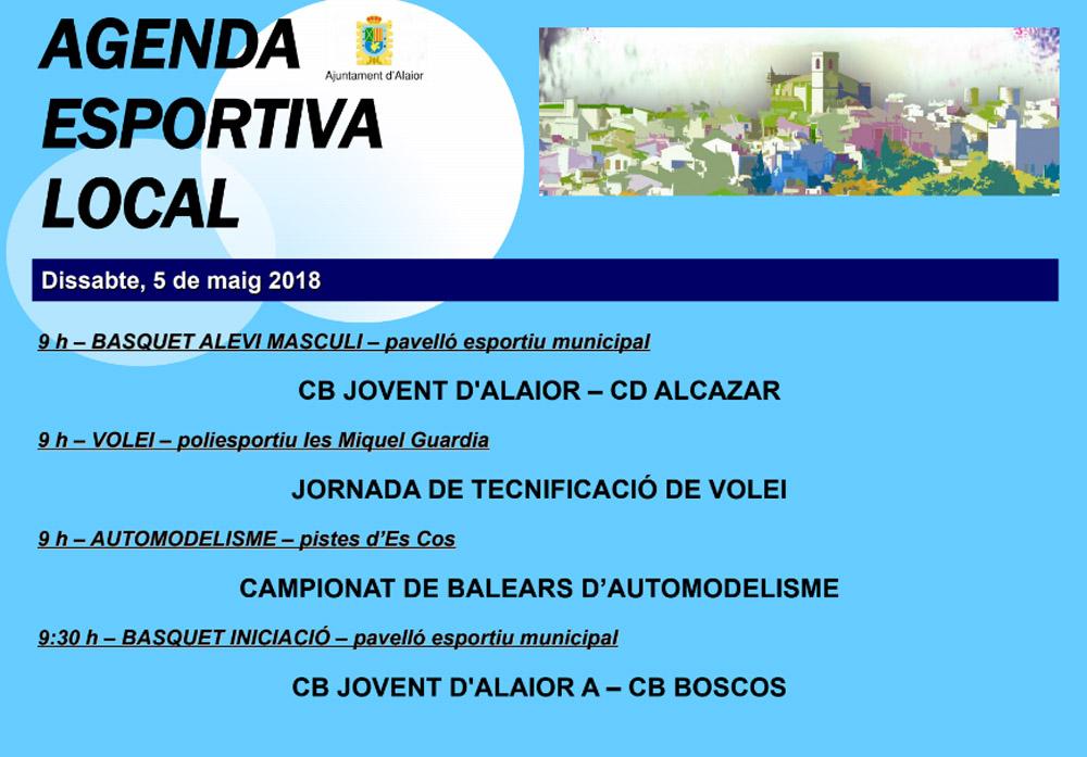 Agenda Local d'Alô