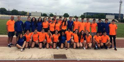 Balear escolar de atletismo_Delegacio menorquina