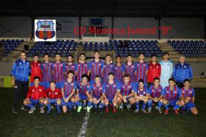 CD Menorca Juvenil B 2017-18