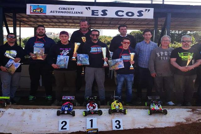 Campeonato de Baleares en Menorca de Automodelismo