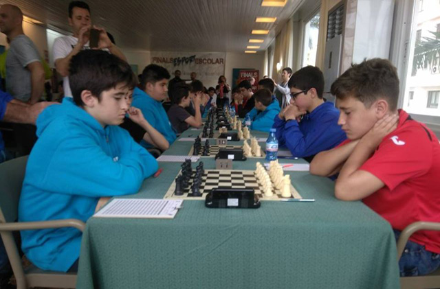 Campionat Balear Sub-14 escacs