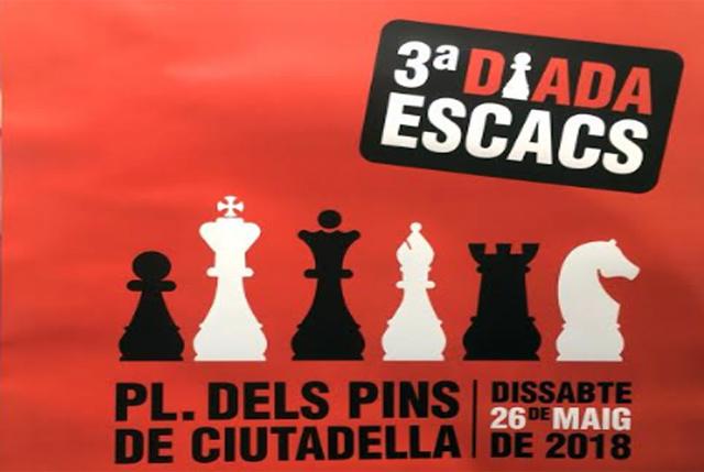 Cartel Diada Escacs