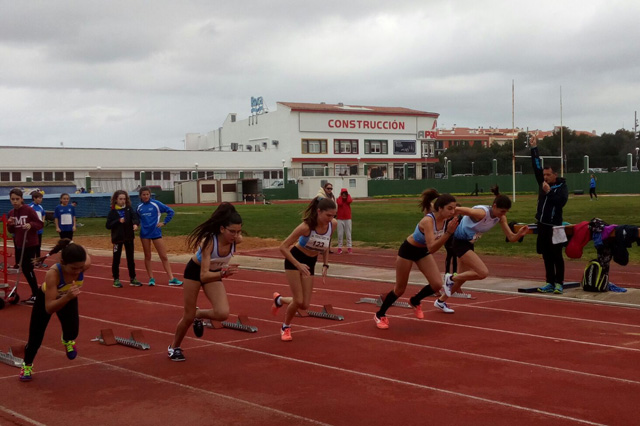 Control atletismo