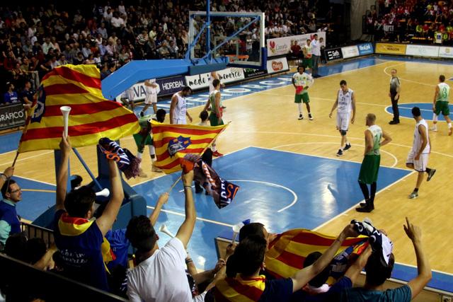 Fase ascens LEB Plata Bàsquet Menorca-Cazorla Jaén