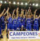 El Bàsquet Menorca ya es de LEB Plata!!!