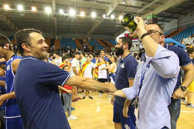 Final Bàsquet Menorca-Zornotza