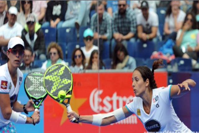 Gemma Triay-a la final Torneo Padel Jaen