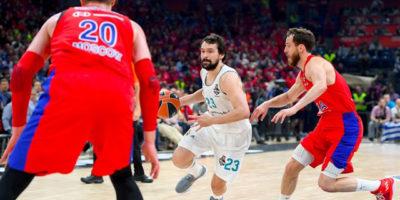 Sergio Llull-CSKA Moscu