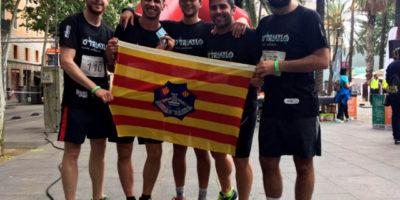 Triatlô- 5 menorquines triatlón solidario CEM Can Ricart