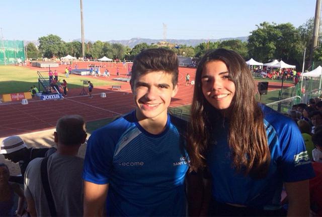 Bià Pons i Iris Jaimez