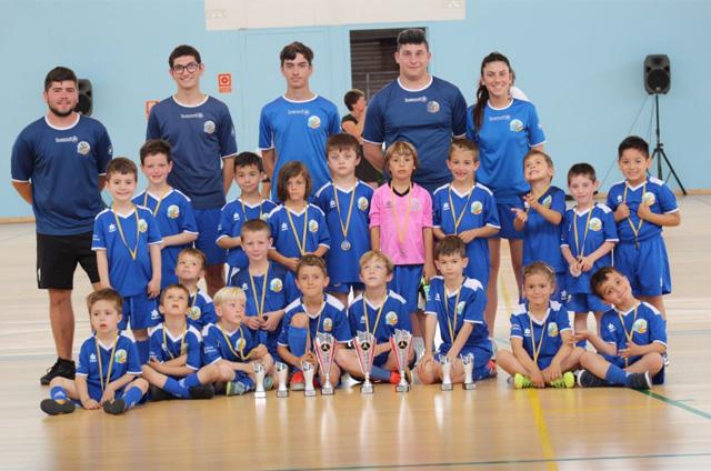 CCE Sant Lluís-Futbol F5