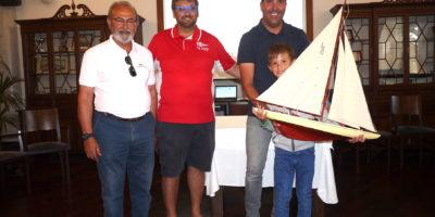 Campionat de Creuers de Menorca-ToniPons, guanyador