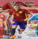 Aterriza en Menorcael campusMiguelín de fútbol sala