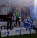 Dani Coll, subcampeón en el Nacionalde 100 km Rutaen M35