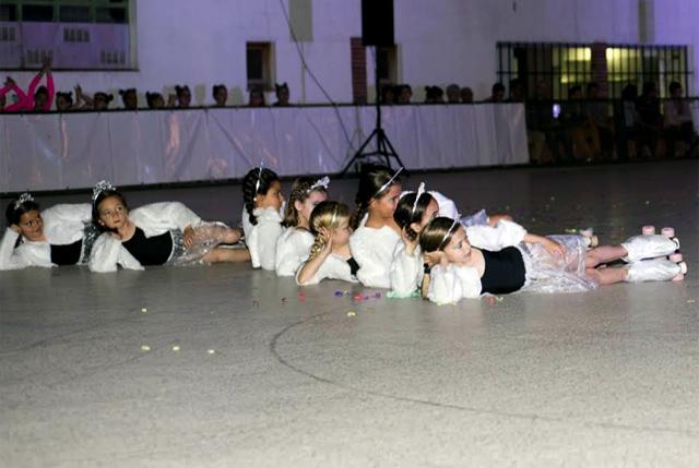 Escuela Patinaje Artístico UD Mahón
