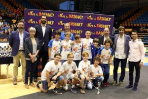 Fiesta baloncesto menorquín