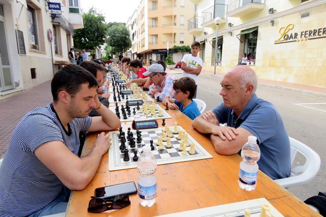La Primavera Cultural de ajedrez 2018