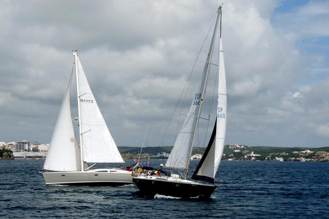 Regata Cruceros - trofeo Latitud 40º(1)