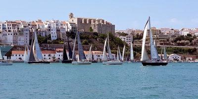 Regata Menorca Puerto Mahón