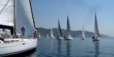 Regata VII Sitges-Ciutadella 2018-Salida1