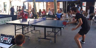 25è Torneig de Sant Llorenç de Tennis Taula
