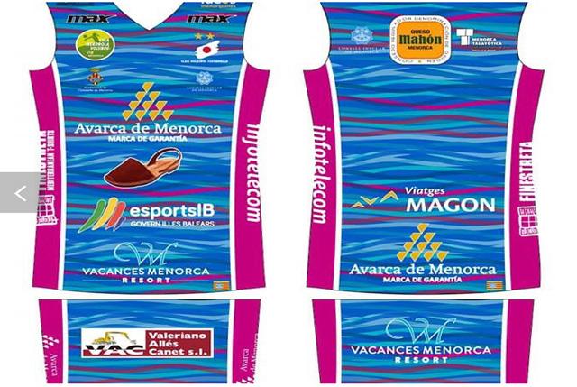 Avarca de Menorca-Equipación