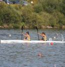 Oro para Adela Borbolla y Marga Crespí en el Nacional Sprint Olímpico